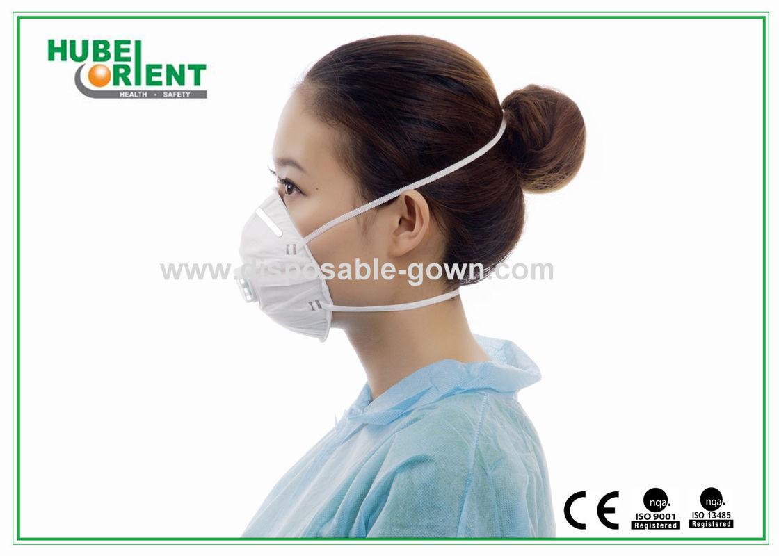 Twarzy Respirator Jednorazowe Pyłu Ce Mają Maski Miękkie Certyfikat